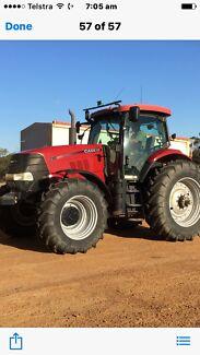 Case Puma 210 tractor