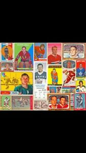 Buying Vintage Hockey Card Collections