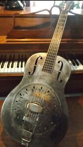 Looking for a resonator guitar St. John's Newfoundland image 1