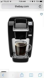 Keurig single serve coffee machine