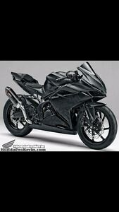 I'm looking for a CBR300cc to a 500cc