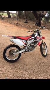 Honda crf450r Mildura Centre Mildura City Preview