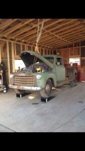 52 one ton GMC $2500