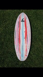 """FOR SALE!! SURFBOARD """"5'7x191/2x25/16"""" Lake Cathie Port Macquarie City Preview"""