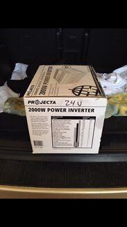 Power Inverter 24V 2000W Brand New Burswood Victoria Park Area Preview