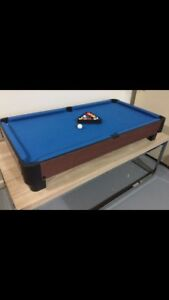 BRAND NEW Miniature Pool Table