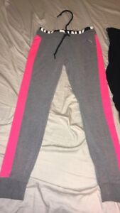 Pink and other jogging  pants