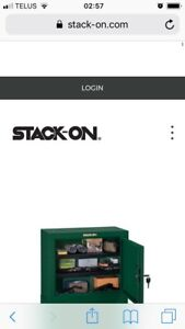 Stack on Safe Firearms