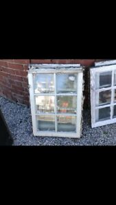 LOOKING FOR OLD WOOD WINDOWS AND SOLID WOOD DOORS
