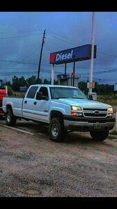 Solid 2005 diesel 4x4