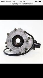 ISO ***REAR DIFFERENTIAL 660 GRIZZLY ***
