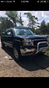 PRICE DROP! 2002 Sierra!