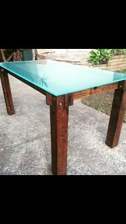 Handcrafted Dining Table Gymea Sutherland Area Preview