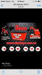 DIY DINGO & SKIP BIN HIRE Penrith Penrith Area Preview