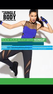Konga Dance Group Fitness Exercise Classes Safety Bay Rockingham Area Preview