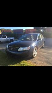 Saturn Ion 2007 LOW KMS, NO RUST