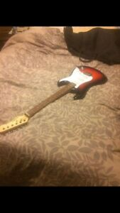 Electric ion guitar and ion amp