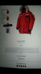 Beautiful Vostok Artic coat.