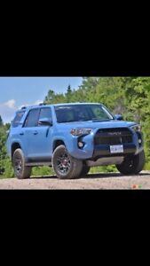 Looking to buy out a lease return 4runner