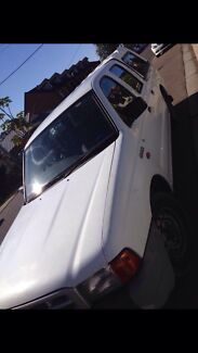 Ford courier 2001 Guildford Parramatta Area Preview