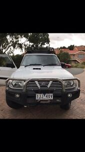 Nissan patrol 3 l turbo diesel Meadow Heights Hume Area Preview