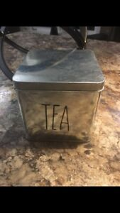 Rae Dunn inspired Tea container