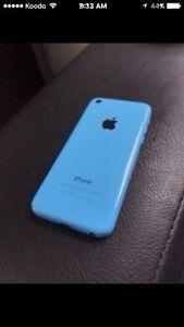 Blue iPhone 5C - Telus/Koodo - MINT