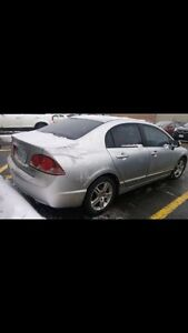 2006-2009 Acura csx for parts