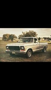 Ford F-100 ranger explorer 1978