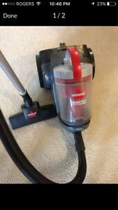 Bissell cyclonic vacuum