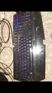 Razor gamig keyboard