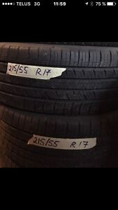 TIRES Used great condition
