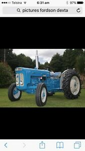 Fordson super dexta Pittsworth Toowoomba Surrounds Preview