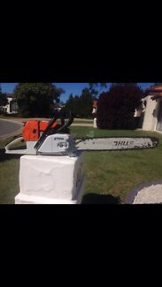 Stihl 660 magnum chainsaw Helensvale Gold Coast North Preview