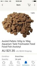 Axolotl pellets 1 kilo Beldon Joondalup Area Preview