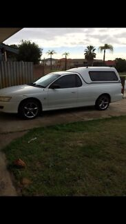 2007 Holden commodore vz ute Merriwa Wanneroo Area Preview
