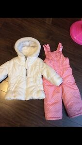 Carters snowsuit