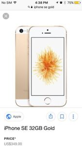 IPHONE SE NEED GONE ASAP