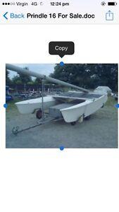 Prindle 16' Catamaran Wooroloo Mundaring Area Preview