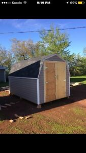 Doucette's Mini Barns and Roofing