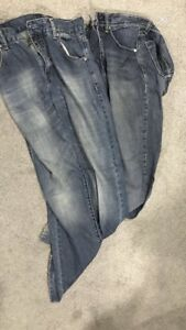 Man' jeans for sale