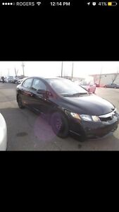 2010 Honda Civic 77000km
