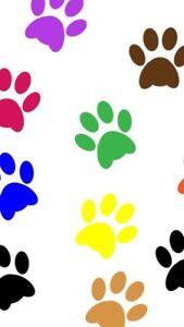 Dog walking services!