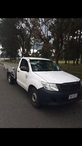 2012 Toyota hilux workmate Algester Brisbane South West Preview