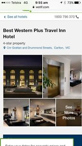 Best Western Plus Travel Inn Hotel carlton Ottoway Port Adelaide Area Preview