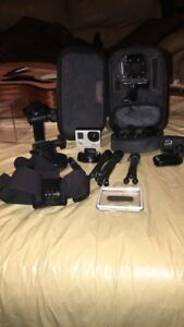 *GOPRO* Hero 3+ Black Plus a bunch of accessories