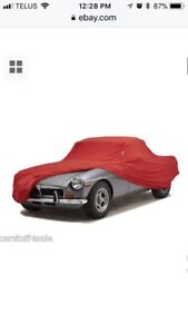 MG Midget or Austin Healy car cover