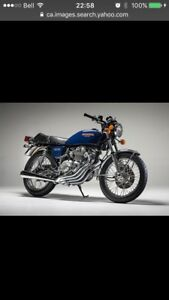 SEARCHING FOR A HONDA CB400f
