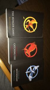 Hunger games book set