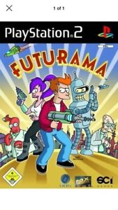 ISO:  PS2 Futurama Game